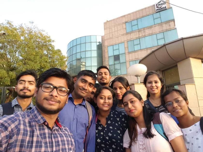 Happy Faces from previous batch! #selfietime